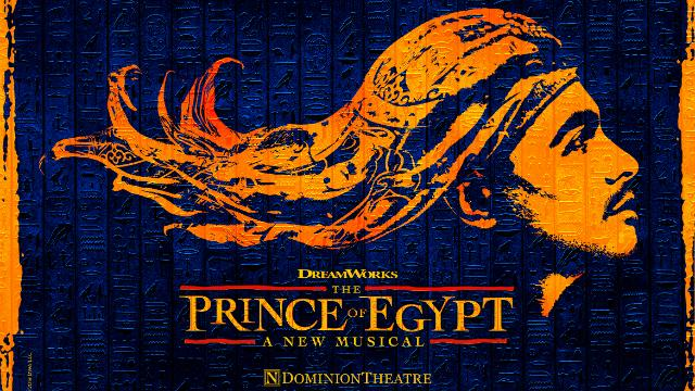 The Prince of Egypt at the Dominion Theatre