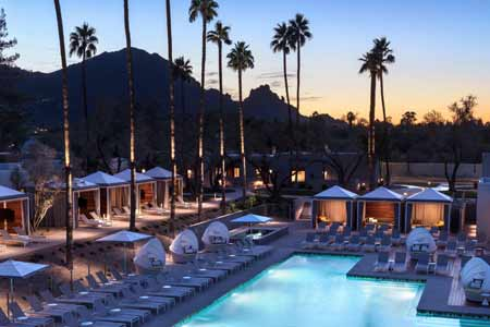 Andaz Scottsdale Resort and Bungalows for apartment style accomodations