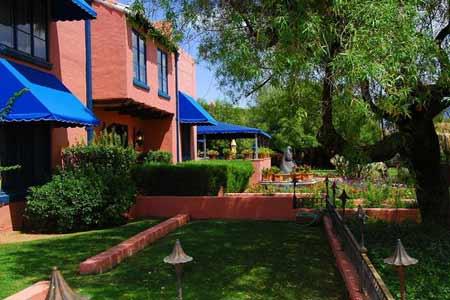 Arizona Inn for a quaint stay in Tucson Arizona