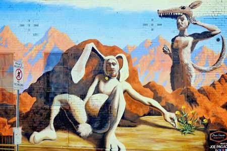 Borderlands Mural
