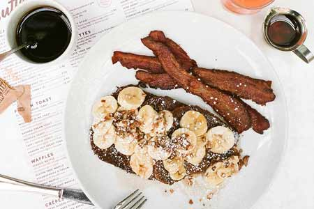 Butters Pancakes and Cafe is for breakfast lovers.