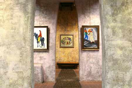 DeGrazia Gallery in the Sun, a Tucson classic cultural hotspot.