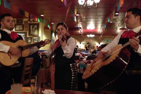 Guadalajara Original Grill is fun, Mexican and colorful.