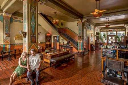Hotel Congress, a part of Tucson history