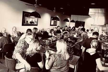 Hush Public House is a popular Scottsdale restaurant.