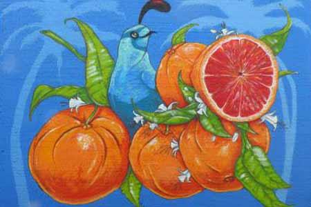Juicy Mural
