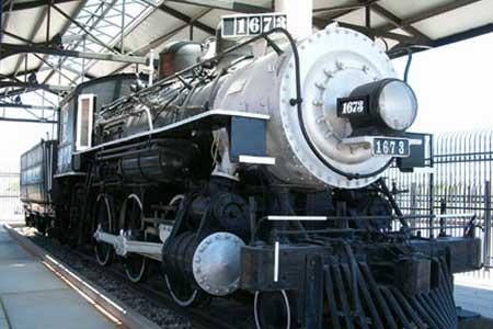 Visit the Train Museum for Locomotive fun.