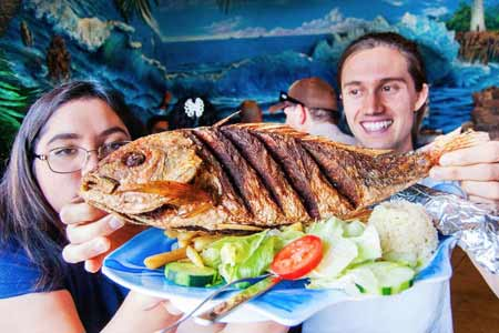 Mariscos Chihuahua for seafood in Tucson