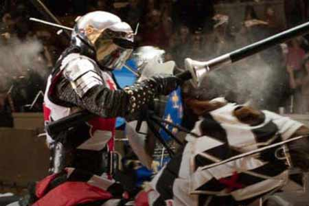 Medieval Times offers the newest Phoenix dinner theater shows in a tournament style of chivalry