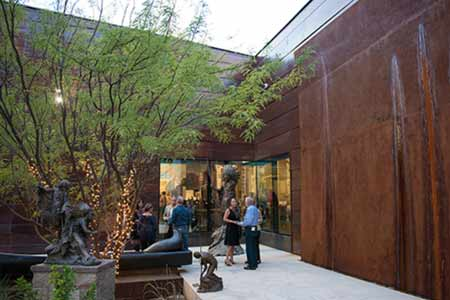 Scottsdale's Museum of the West takes you back to cowboy days.