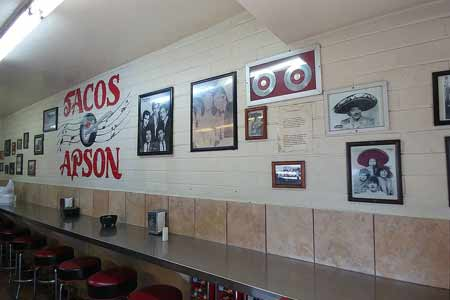 Tacos Apson for authentic Mexican Food