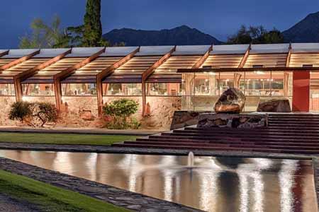 Taliesen West by Frank Lloyd Wright in Scottsdale