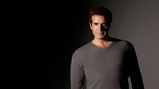 Copperfield presents one of the largest and longest-running Las Vegas shows in history