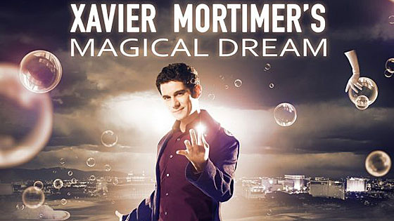 Xavier Mortimer presents the artistic side of magic