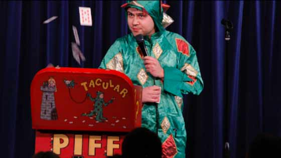L.A.'s Comedy and Magic Club for the occasional evening of magic.