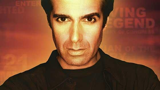 David Copperfield Magician