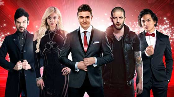 The Illusionists return to NYC with their show Magic of the Holidays
