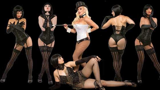 Magic Burlesque show with Le Magique Fantastique