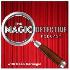 The Magic Detective Podcast image