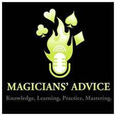 Magicians' Advice Podcast image