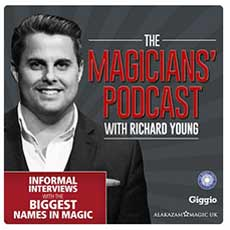 The Magician's Podcast image
