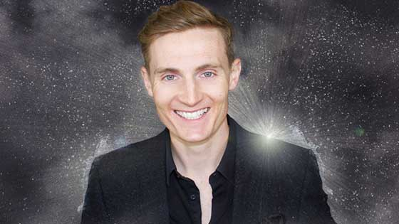 Jake Banfield is a member of the Magic Circle, bringing his show Modern Magic to London audiences