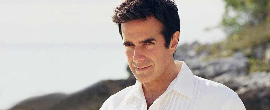 David Copperfield is the richest magician