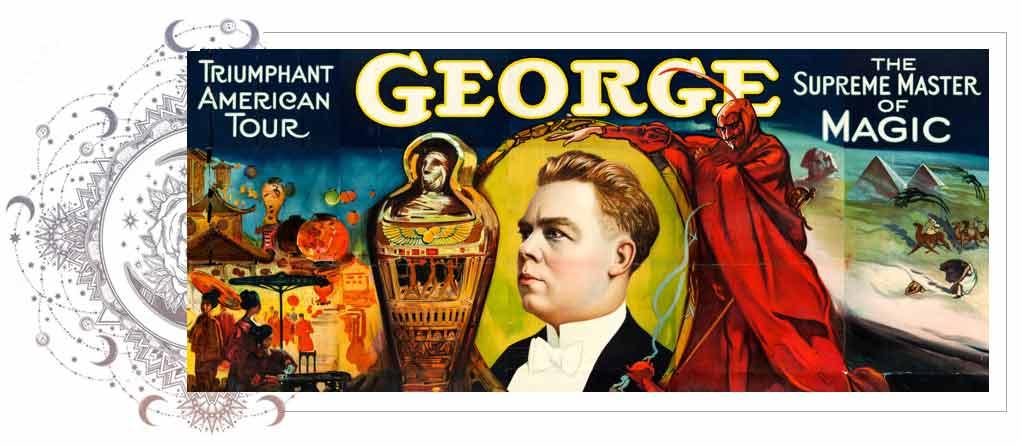 Best Magic Shows US: Vintage Poster