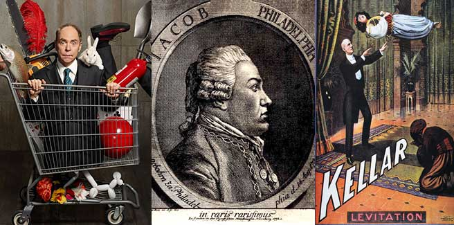 Philadelphia's magical historical figures