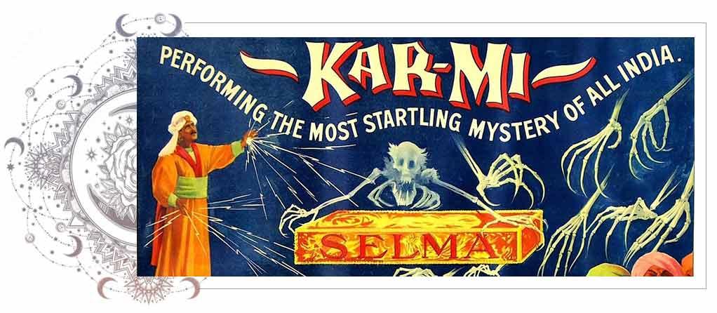 Best Magic Shows Worldwide: Vintage Poster