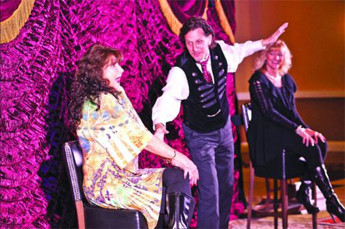 Arizona Entertainers Carnival of Illusion open 6th season