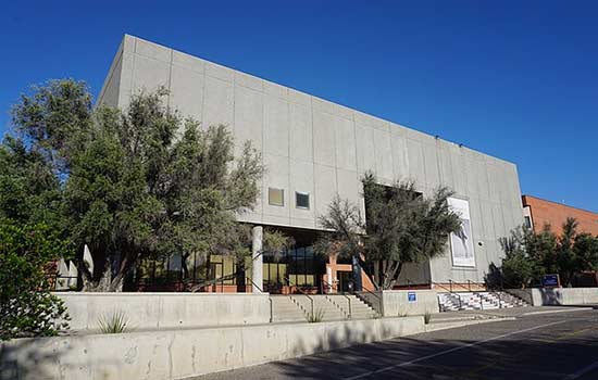 Center for Creative Photography at the University of Arizona Tucson