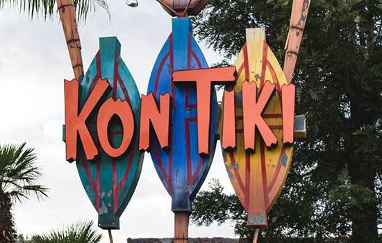 Kon Tiki Bar in Tucson