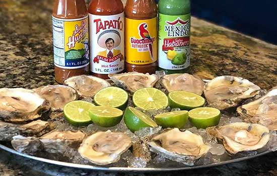 Great seafood at Mariscos Chihuahua in Tucson