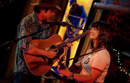 Visit the lively music scene at Monterey Court in Tucson