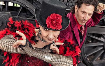 Sherlock Holmes at the AZ Theatre Company.