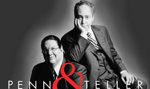 Before Penn & Teller Carnival of Illusion shares lecture on magic history