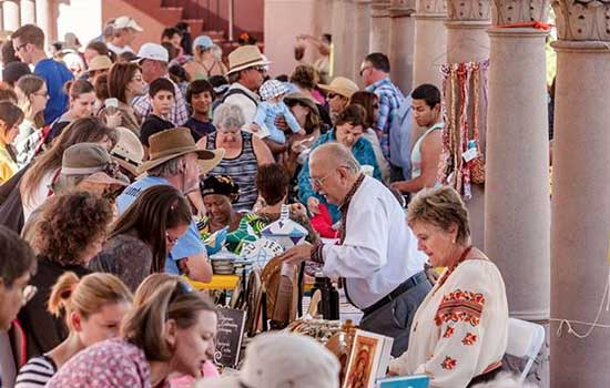 Tucson Meet Yourself is an exciting fall festival in Tucson