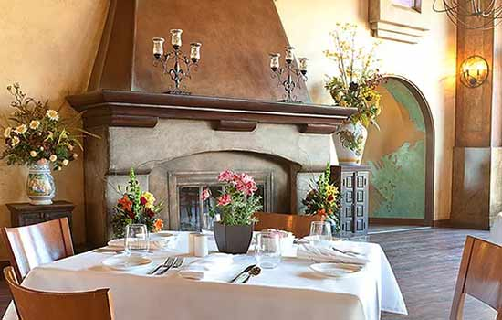 Italian fine dining at Vivace in Tucson