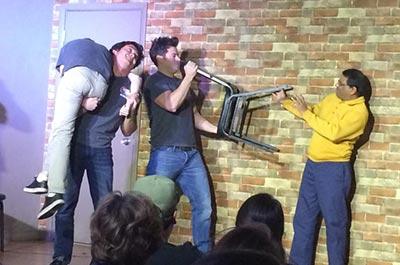 Chaos Comedy Live Improv Theatre