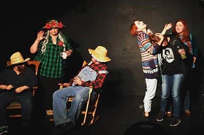 The Torch Theatre Live Improv